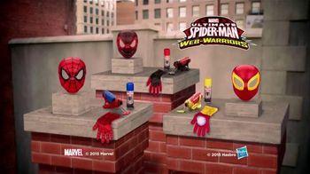 Marvel Ultimate Spider-Man Web-Warriors TV Spot, 'Rooftop' - Thumbnail 6