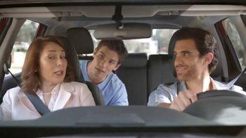 2015 Nissan Rogue TV Spot, 'Tecnología en español' [Spanish] - 314 commercial airings