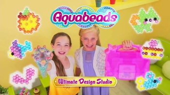 Aquabeads Ultimate Design Studio TV Spot, 'Create and Enjoy' - Thumbnail 2