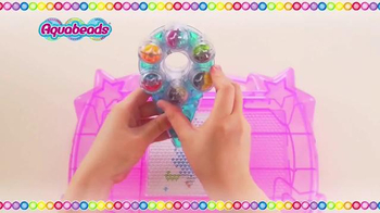 Aquabeads Ultimate Design Studio TV Spot, 'Create and Enjoy' - Thumbnail 3