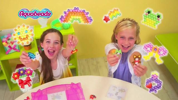 Aquabeads Ultimate Design Studio TV Spot, 'Create and Enjoy' - Thumbnail 8