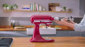 Kitchen Aid Spiralizer TV Spot, 'Any Night' Song by Salme Dahlstrom - Thumbnail 1