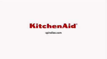Kitchen Aid Spiralizer TV Spot, 'Any Night' Song by Salme Dahlstrom - Thumbnail 10