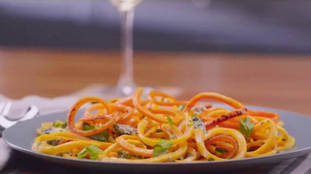 Kitchen Aid Spiralizer TV Spot, 'Any Night' Song by Salme Dahlstrom - Thumbnail 3