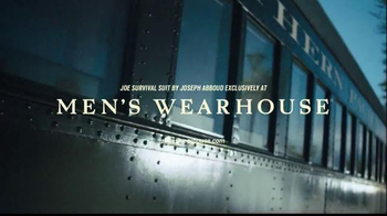 Men's Wearhouse TV Spot, 'JOE Survival Suit by Joseph Abboud' - Thumbnail 10