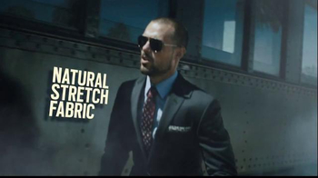 Men's Wearhouse TV Spot, 'JOE Survival Suit by Joseph Abboud' - Thumbnail 4