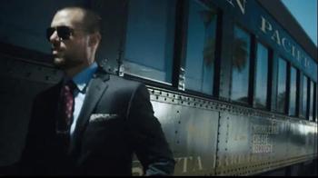 Men's Wearhouse TV Spot, 'JOE Survival Suit by Joseph Abboud' - Thumbnail 9