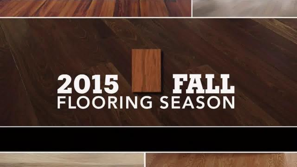 Lumber Liquidators TV Commercial, '2015 Fall Flooring Season: This Week's Deals'