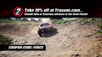 Traxxas TV Spot, 'NHRA Nationals Savings' Featuring Courtney and John Force - Thumbnail 3