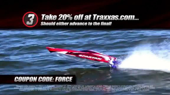 Traxxas TV Spot, 'NHRA Nationals Savings' Featuring Courtney and John Force - Thumbnail 4