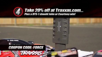 Traxxas TV Spot, 'NHRA Nationals Savings' Featuring Courtney and John Force - Thumbnail 5