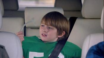 2016 Kia Sorento TV Spot, 'Built for Families: Great Game'