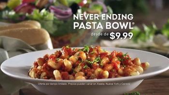Olive Garden Never Ending Pasta Bowl TV Spot, 'Aniversario' [Spanish] - Thumbnail 9
