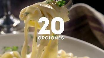 Olive Garden Never Ending Pasta Bowl TV Spot, 'Aniversario' [Spanish] - Thumbnail 4