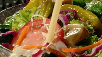 Olive Garden Never Ending Pasta Bowl TV Spot, 'Aniversario' [Spanish] - Thumbnail 7