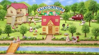 Calico Critters Cozy Cottage Starter Home TV Spot, 'Bell's Cottage' - Thumbnail 1