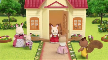 Calico Critters Cozy Cottage Starter Home TV Spot, 'Bell's Cottage' - Thumbnail 3