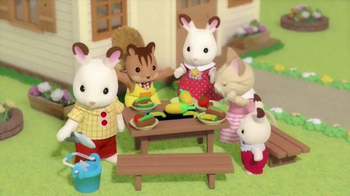 Calico Critters Cozy Cottage Starter Home TV Spot, 'Bell's Cottage' - Thumbnail 5