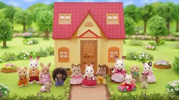 Calico Critters Cozy Cottage Starter Home TV Spot, 'Bell's Cottage' - Thumbnail 7