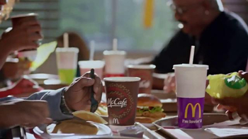 McDonald's All Day Breakfast Menu TV Spot, 'Morning Crew' Ft. D.L. Hughley - Thumbnail 1