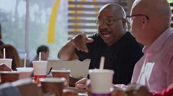 McDonald's All Day Breakfast Menu TV Spot, 'Morning Crew' Ft. D.L. Hughley - Thumbnail 7