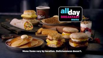 McDonald's All Day Breakfast Menu TV Spot, 'Morning Crew' Ft. D.L. Hughley - Thumbnail 6