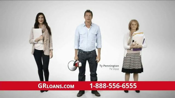 Guaranteed Rate TV Spot, \'Side by Side\' Featuring Ty Pennington
