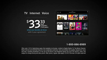 XFINITY X1 TV Spot, 'You're Ready' - Thumbnail 6