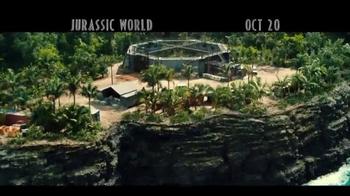 Jurassic World Blu-ray and Digital HD TV Spot - Thumbnail 1