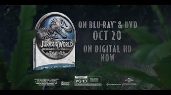 Jurassic World Blu-ray and Digital HD TV Spot - Thumbnail 6