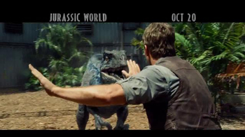 Jurassic World Blu-ray and Digital HD TV Spot - Thumbnail 2