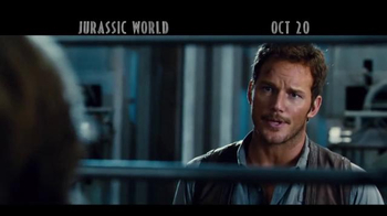 Jurassic World Blu-ray and Digital HD TV Spot