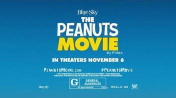 Fun Size Crunch Bars TV Spot, 'The Peanuts Movie' - Thumbnail 9