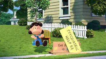 Fun Size Crunch Bars TV Spot, 'The Peanuts Movie' - Thumbnail 3