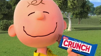 Nestle Fun Size Crunch Bars TV Spot, 'The Peanuts Movie' - 175 commercial airings