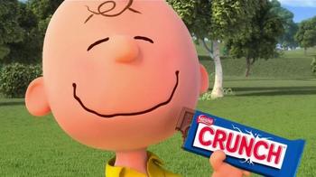 Nestle Fun Size Crunch Bars TV Spot, 'The Peanuts Movie'