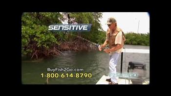 Fish2Go TV Spot, 'Ready to Go' - Thumbnail 3