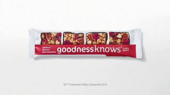 Goodness Knows TV Spot, 'A Little Goodness is the Beginning of Greatness' - Thumbnail 5