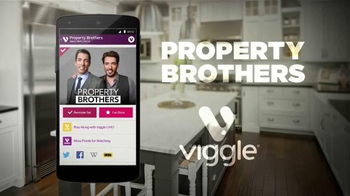 Viggle TV Spot, 'HGTV: Property Brothers' - 84 commercial airings