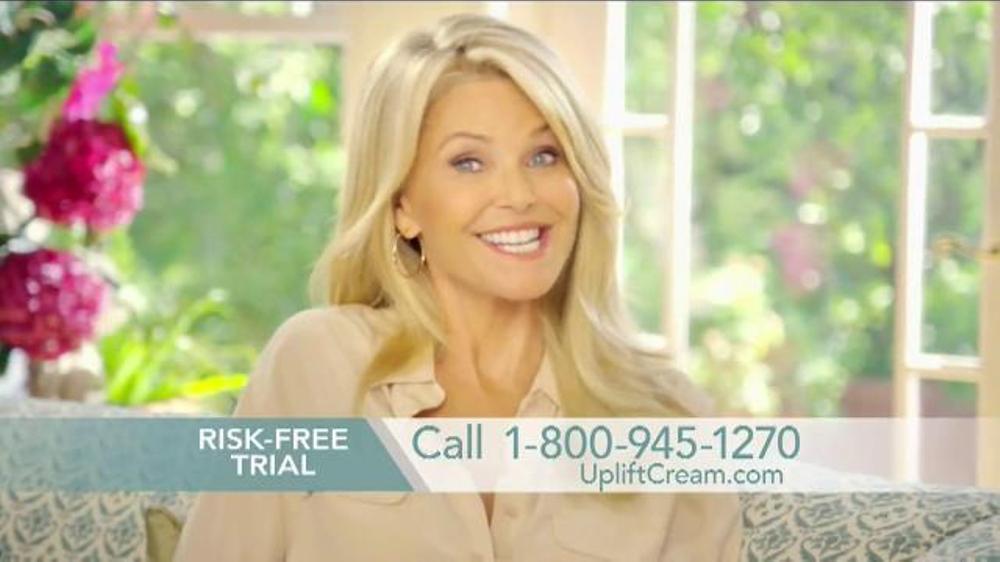 Christie Brinkley Commercial >> Christie Brinkley Authentic Skincare Uplift Ir Defense Wonder