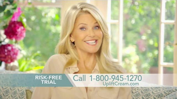 Christie Brinkley Authentic Skincare Uplift + IR Defense TV Spot, 'Wonder Cream' - 82 commercial airings