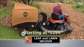 DR Power Equipment Leaf and Lawn Vacuum TV Spot, 'Year-Round Fall' - Thumbnail 1