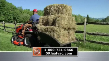 DR Power Equipment Leaf and Lawn Vacuum TV Spot, 'Year-Round Fall' - Thumbnail 5