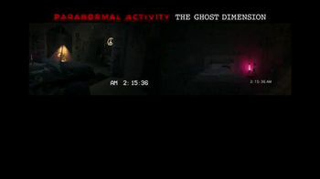 Paranormal Activity: The Ghost Dimension - Alternate Trailer 4