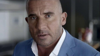 Yoplait Greek 100 TV Spot, 'Satiety' Featuring Dominic Purcell - Thumbnail 2