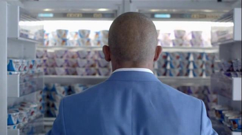 Yoplait Greek 100 TV Spot, 'Satiety' Featuring Dominic Purcell