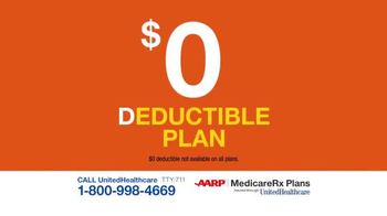 UnitedHealthcare TV Spot, 'AARP MedicareRx Plans' - Thumbnail 3