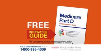 UnitedHealthcare TV Spot, 'AARP MedicareRx Plans' - Thumbnail 5
