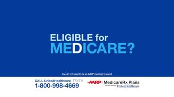 UnitedHealthcare TV Spot, 'AARP MedicareRx Plans' - 20 commercial airings