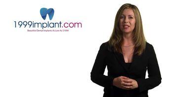 1999Implant.com TV Spot, 'Big Deal'